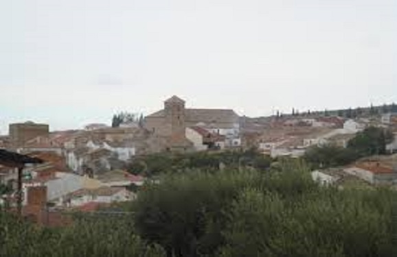 casas rurales en Begijar