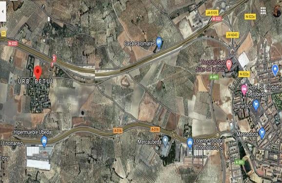 casas rurales en Betula