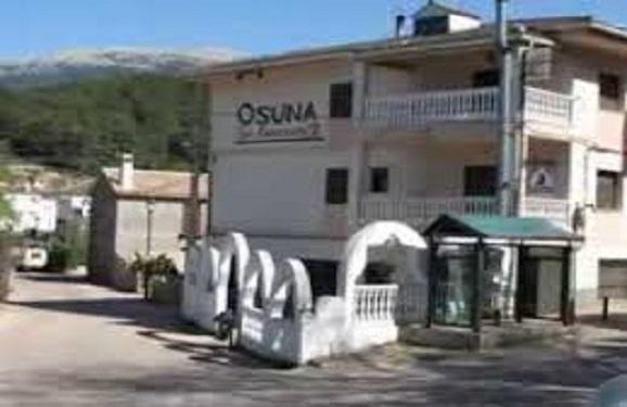 casas rurales en Carrasco