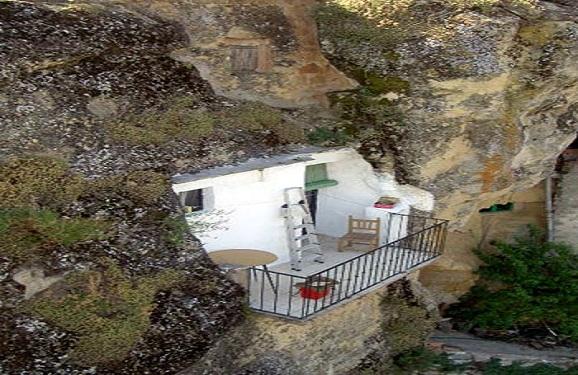 casas rurales en Chiclana