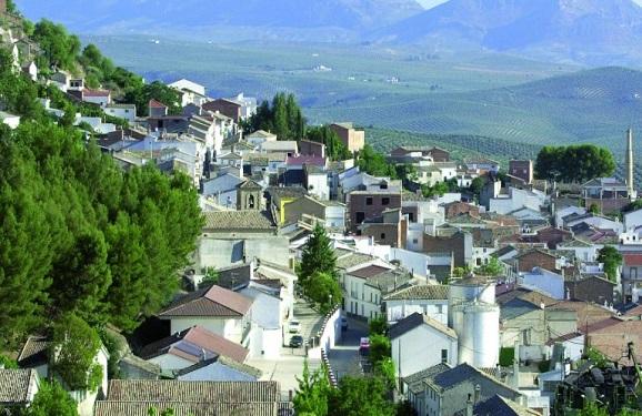 casas rurales en Chilluevar