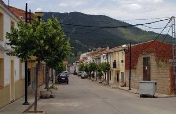 casas rurales en Cortijos Nuevos