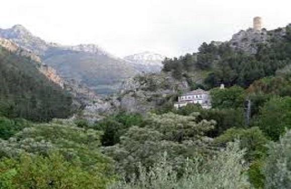 casas rurales en Cuadros