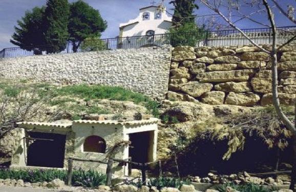 casas rurales en Fontanar