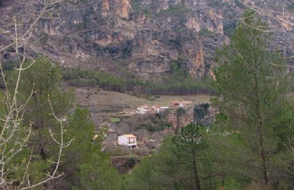 casas rurales en La Toba
