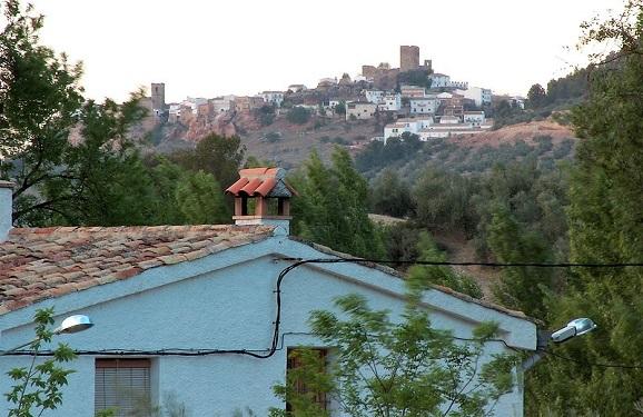 casas rurales en La Platera