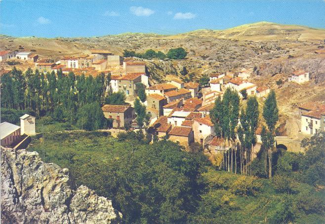 casas rurales en Pontones
