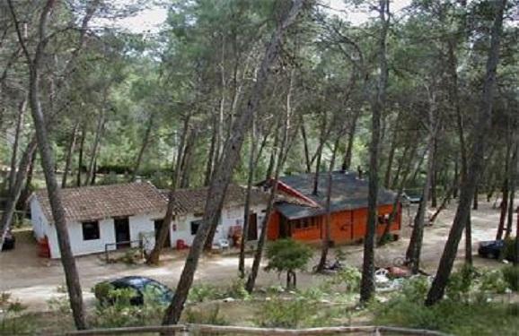 casas rurales en El Robledo