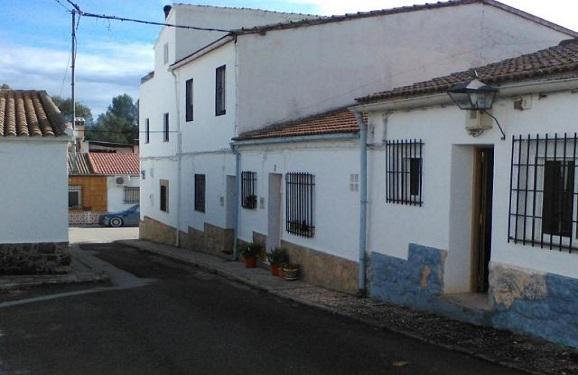casas rurales en Santo Tome