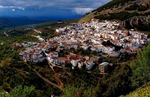 casas rurales en Torres