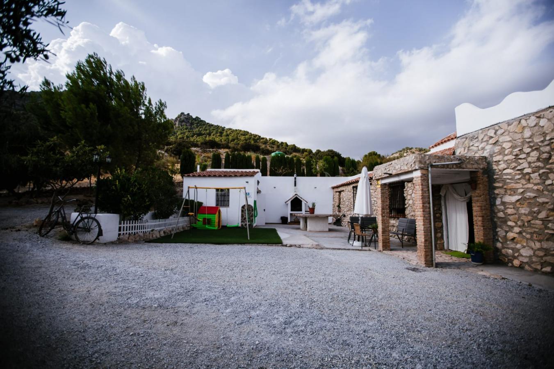 casas rurales en Pozo Alcon