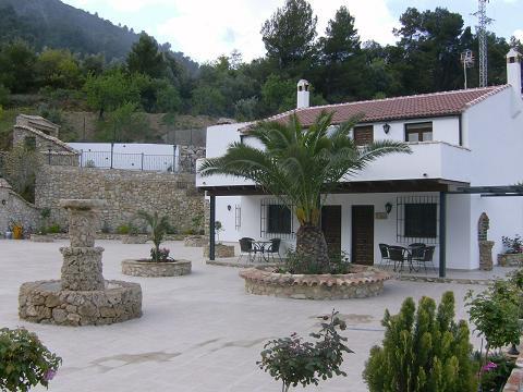 casas rurales en Quesada