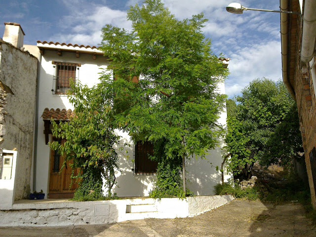 casas rurales en Segura de la Sierra