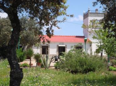 casas rurales en P.N. Sierra de Andujar