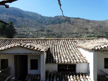 casas rurales en Cazorla