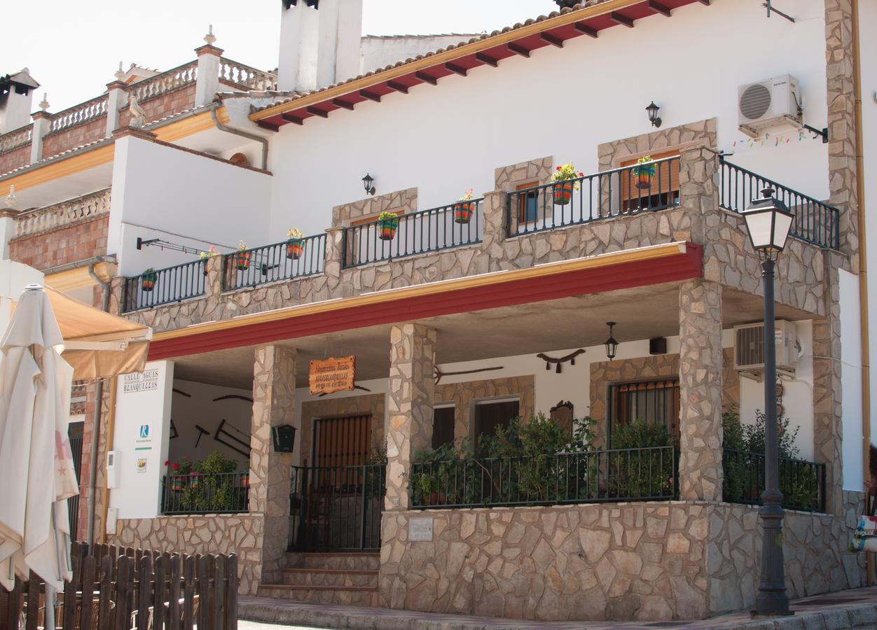 casas rurales en Santiago-Pontones