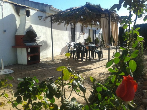 casas rurales en Marmolejo