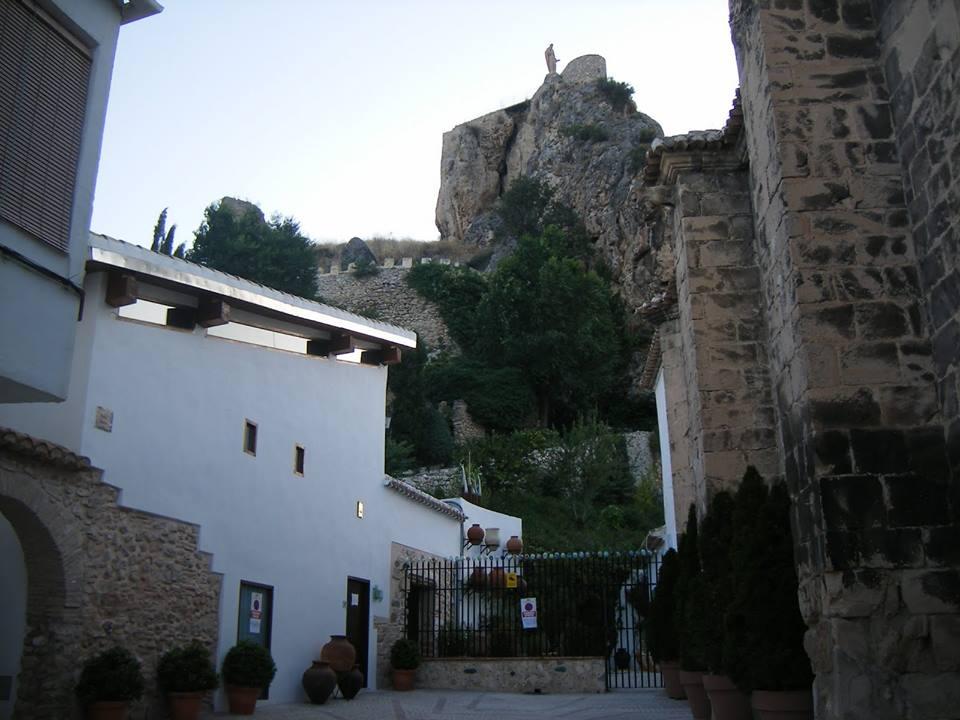 casas rurales en Castril