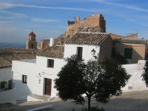 casas rurales en P.N. Sierra Magina