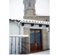 casas rurales en Baeza