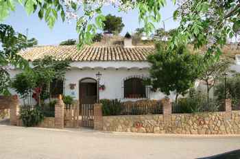 casas rurales en Hinojares